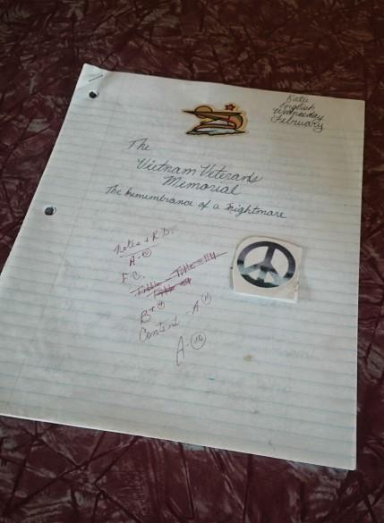 the vietnam veterans memorial an essay from sixth grade  seeking